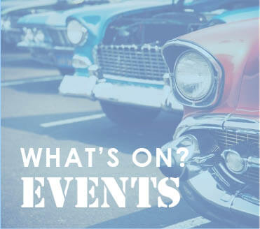 What's on? Events